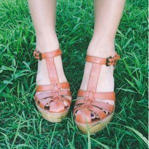 Gap Ella Wedge Sandals